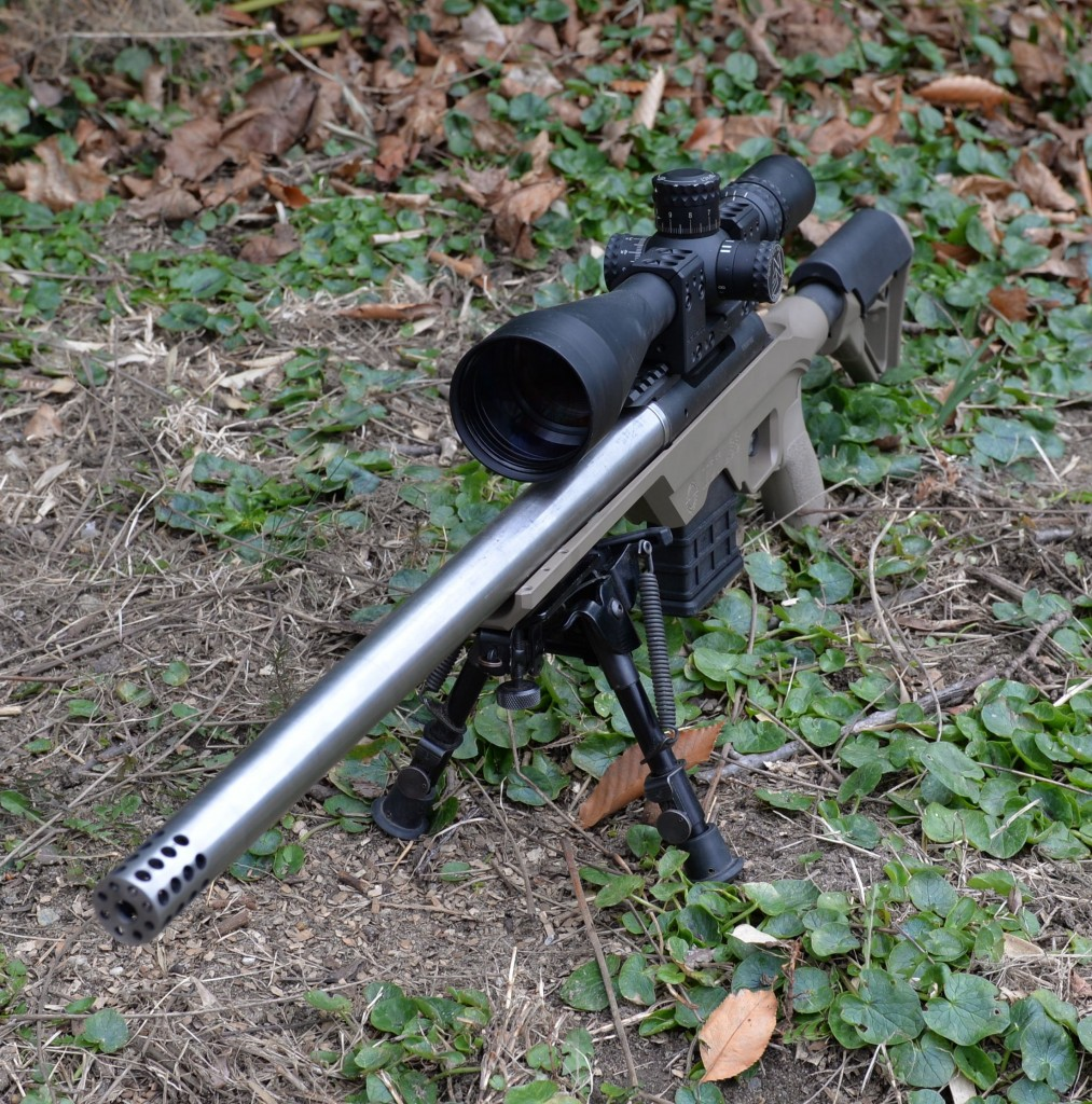 custom savage 6.5 creedmoor 8