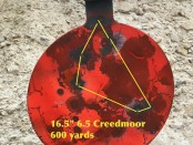 600 yard gomng 6.5 creed 123 smk