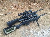 Mossberg MVP 556 and 762