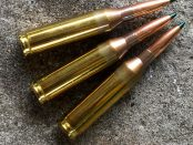 243 95 TMK loaded ammo