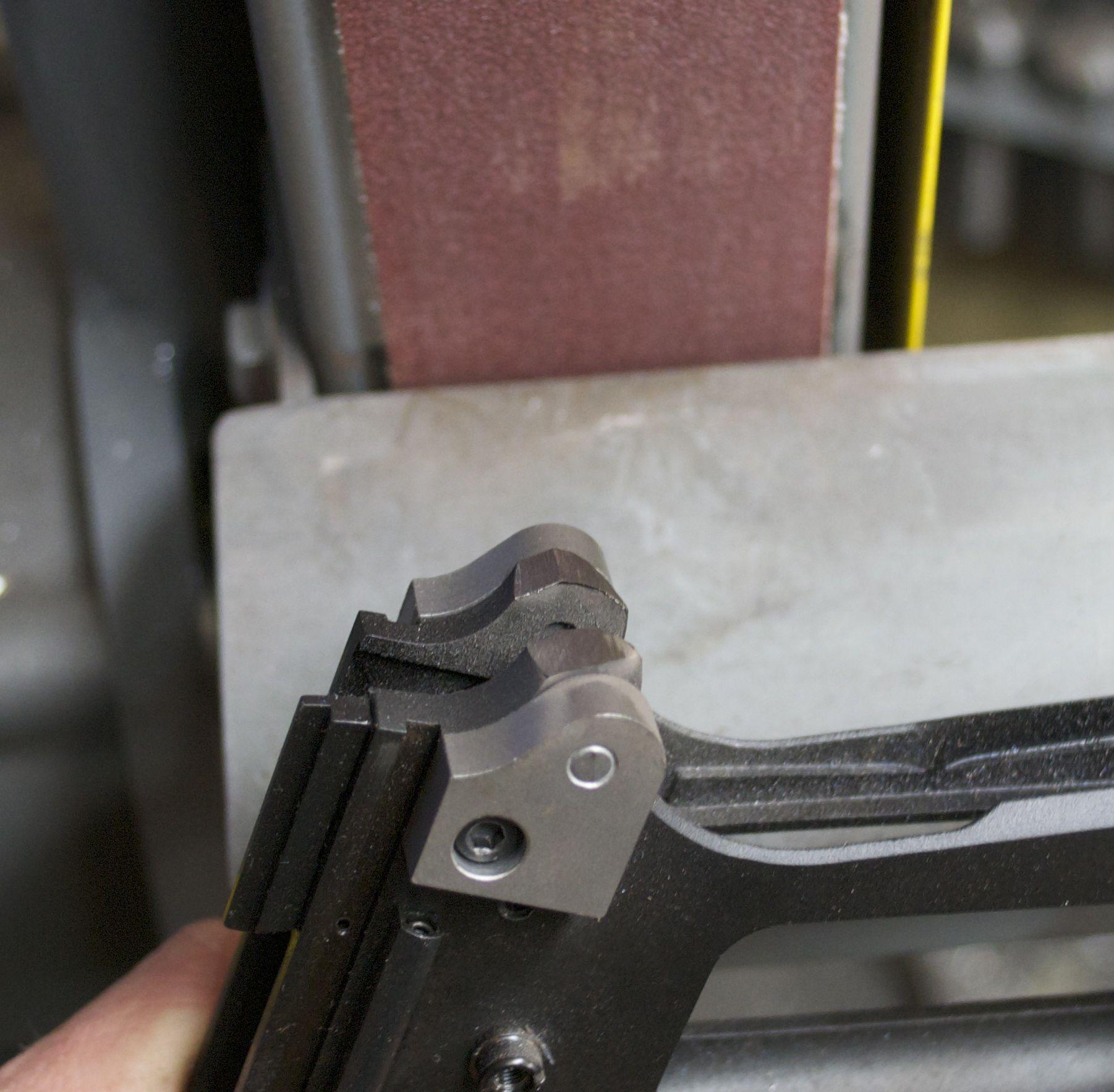 R1 beavertail on grinder 2
