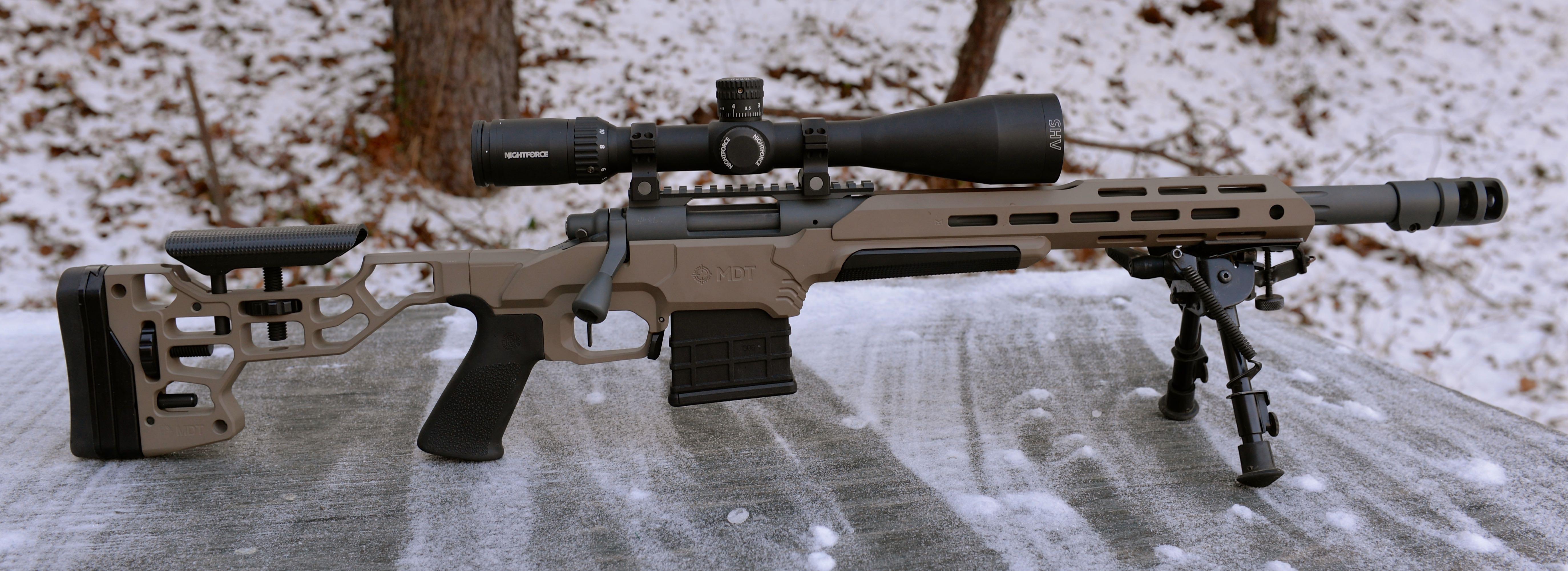 Modular Driven Technologies Mdt Elite Sniper System Ess