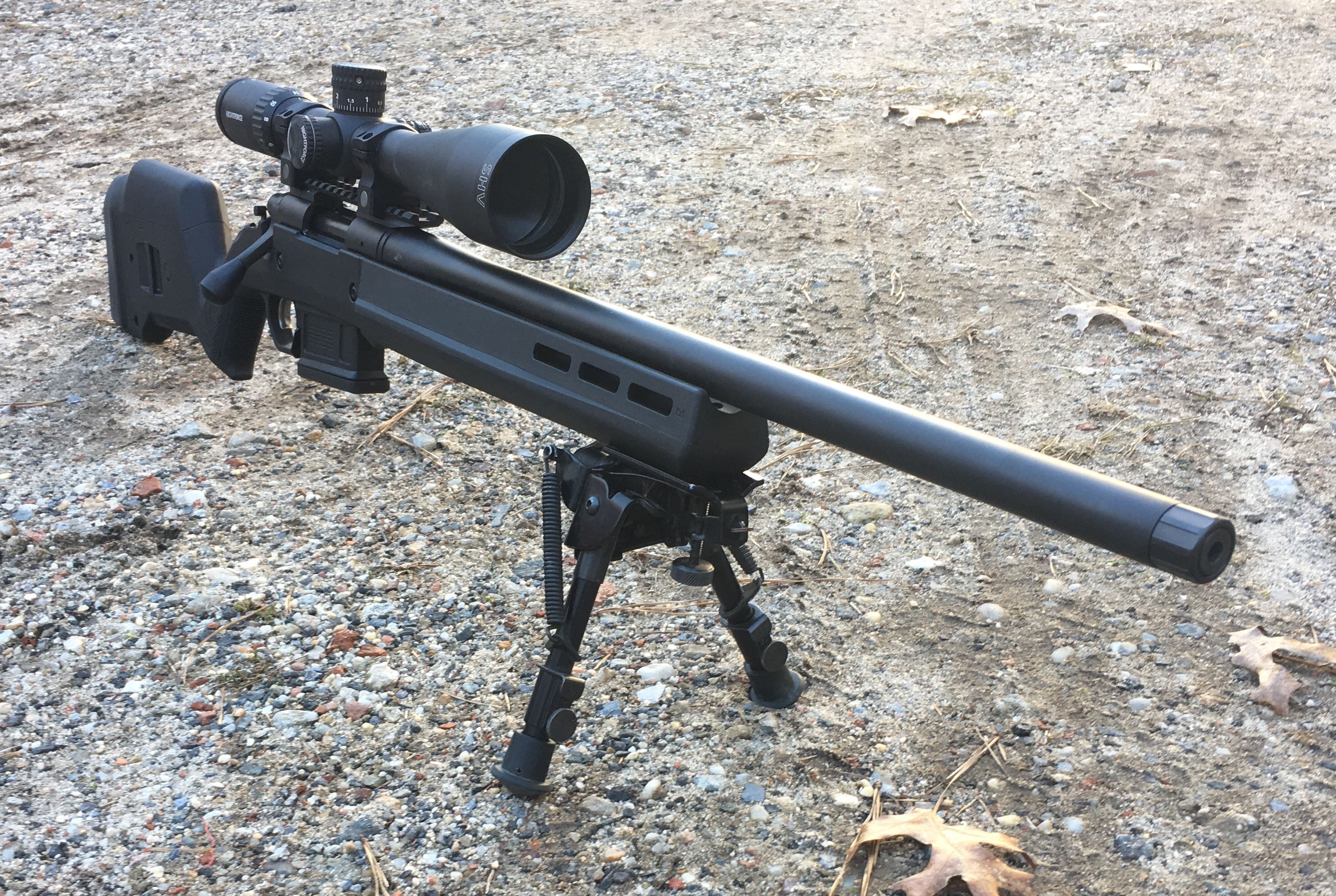 Remington Model 700 Magpul Review Rifleshooter Com