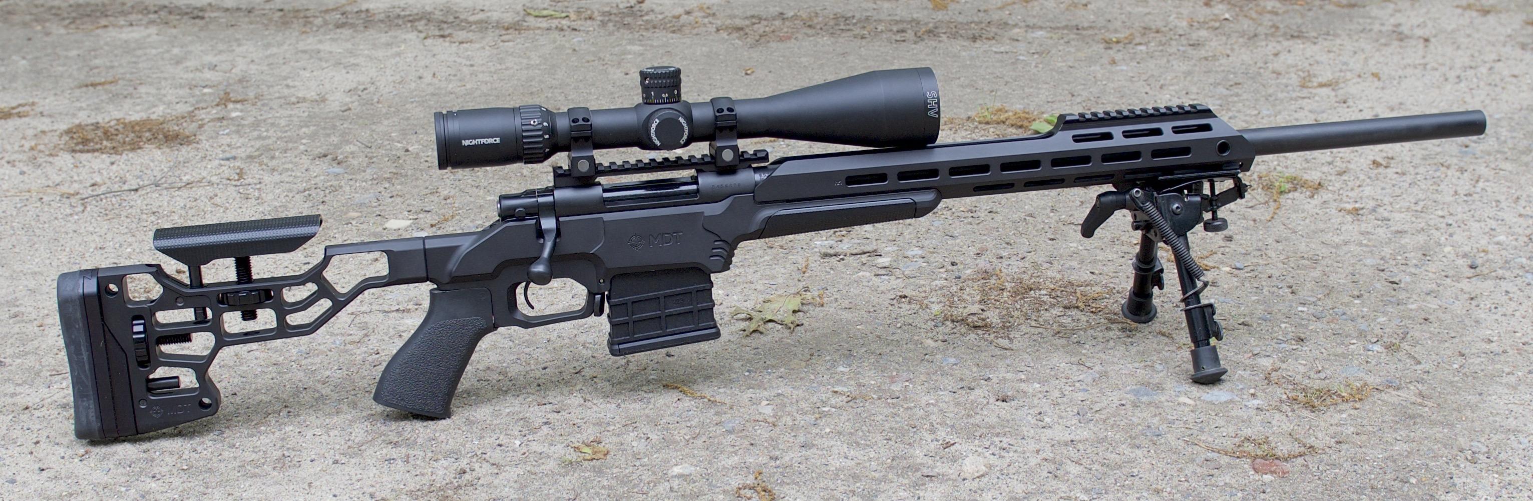 Howa 1500 Mdt Ess Chassis 6 5 Creed 12 Rifleshooter Com