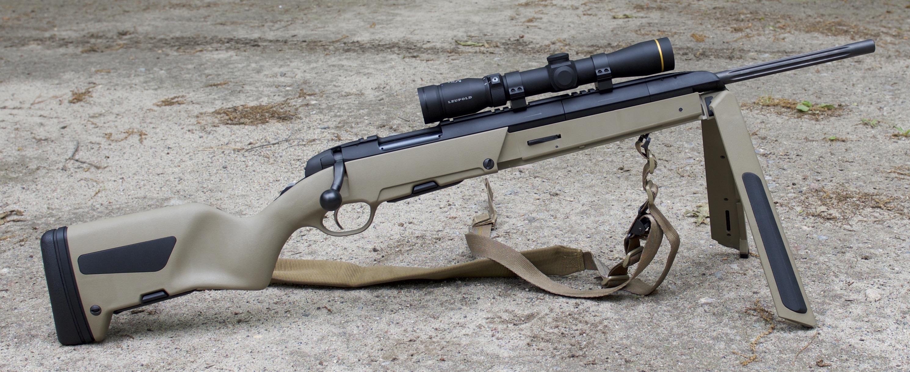 the scout rifle  a one gun solution   u2013 rifleshooter com